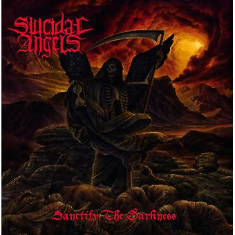 Suicidal Angels - Sanctify the Darkness [CD] USA import