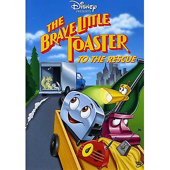 Brave Little Toaster - Brave Little Toaster to the Rescue [DVD] USA import