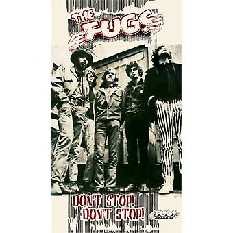 Fugs - Don't Stop! Don't Stop! [CD] USA import