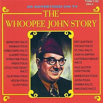 John Whoopee - 20 Greatest Hits CD] USA importerer