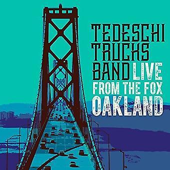 Tedeschi Trucks Band - Live fra the Fox Oakland [Vinyl] USA import