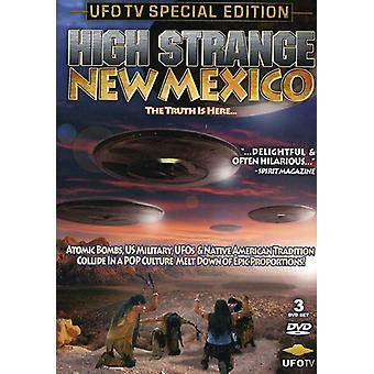 Høj Strange New Mexico [DVD] USA importerer