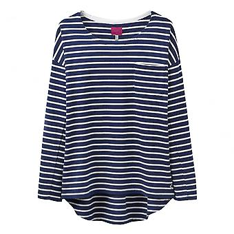 Joules Bay Jersey Ladies Top (V)