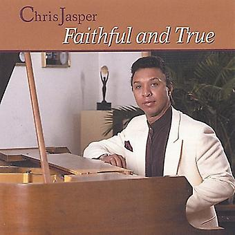 Chris Jasper - trofaste & sann [DVD] USA import