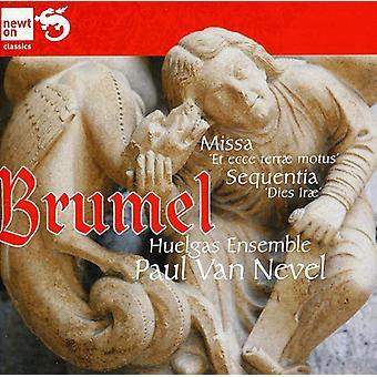 A. Brumel - Brumel: Missa 'Et Ecce Terrae Motus'; Sequentia