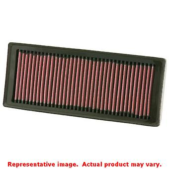 K&N Drop-In High-Flow Air Filter 33-2945 Fits:AUDI 2009 - 2009 A4 BASE L4 2.0 2