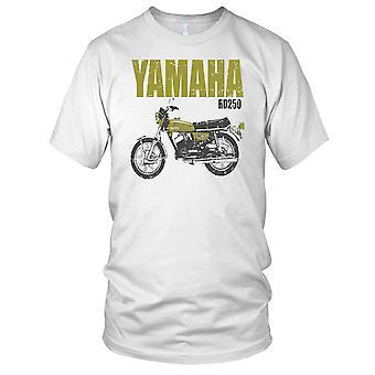 Yamaha RD250 Classic Bike Mens T Shirt
