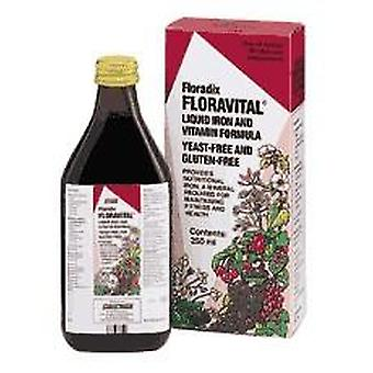 Floradix, Floravital Yeast And Gluten Free 500ml