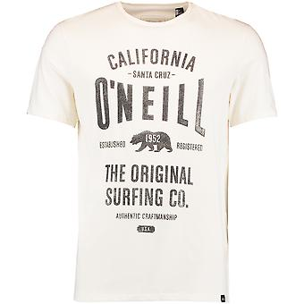 O'Neill Muir Tshirt - Powder White Medium