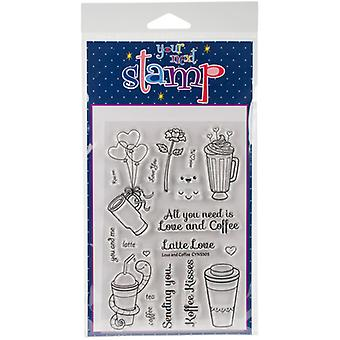 Your Next Stamp Clear Stamps 4