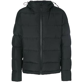 Msgm men's 2340MH0517470299 black polyamide Quilted Jacket
