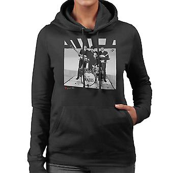 The Beatles Thank Your Lucky Stars Birmingham 1963 Women's Hooded Sweatshirt