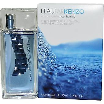 L'Eau Par Kenzo By Kenzo Edt Spray 1.7 Oz (Metal Leaf Limited Edition)