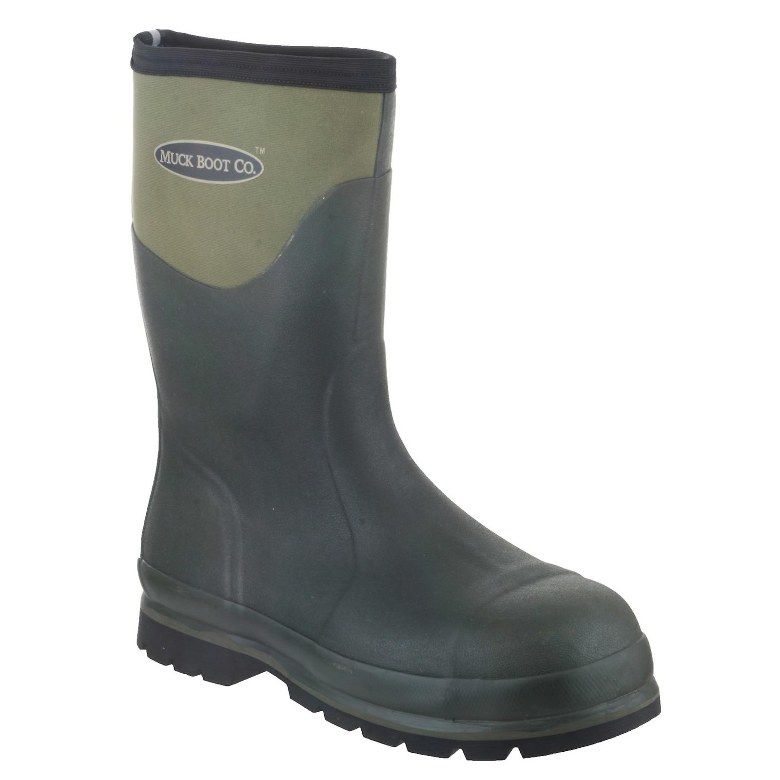 Cap Muck Safety Steel Wellington Boots Unisex Toe Humber 77Xw1Zq6