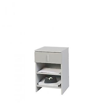 Wellindal Buck Cajón Gris (Furniture , Office , Drawer units)