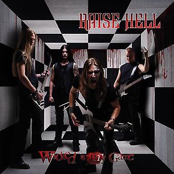 Rejse helvede - Wicked er mit spil [CD] USA import