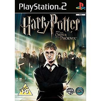 Harry Potter og Fønixordenen (PS2)