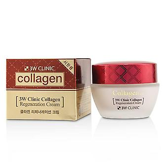 3w Clinic Collagen Regeneration Cream - 60ml/2oz