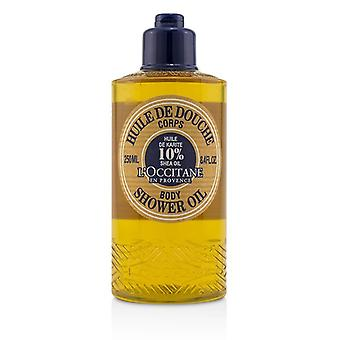 L'Occitane Shea Oil 10% Body Shower Oil 250ml/8.4oz