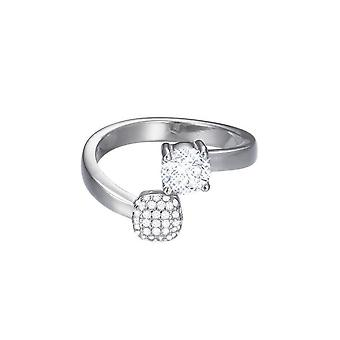 ESPRIT women's ring silver zirconia composition ESRG92818A1