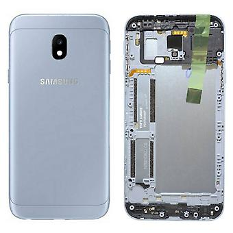 Samsung GH82-14891AB housse de batterie pour Galaxy J3 J330F 2017 silver