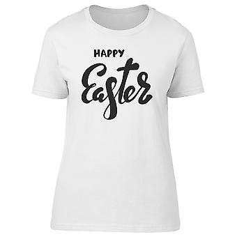 Happy Easter With T As Cross Tee Women's -Image by Shutterstock