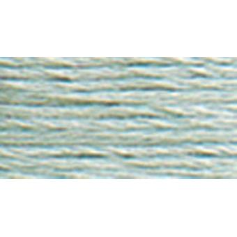 DMC 6-Strand Embroidery Cotton 8.7yd-Very Light Grey Green