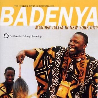 Badenya: Manden Jaliya in New York City - Badenya: Manden Jaliya in New York City [CD] USA import
