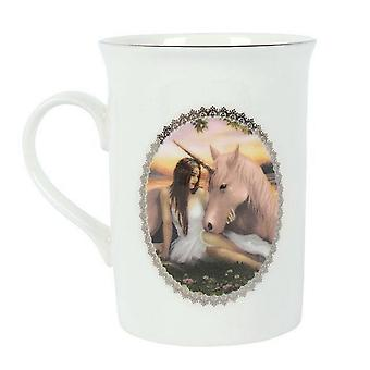 Anne Stokes Pure Heart Mug