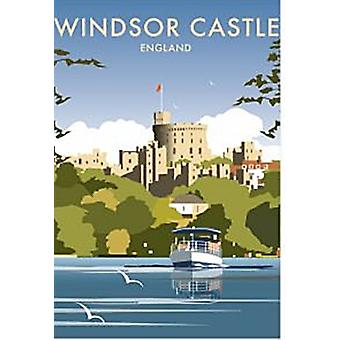 Windsor Castle England Fridge Magnet