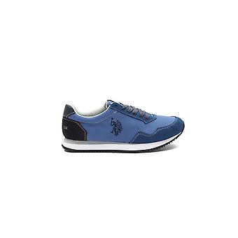 Sneakers Blue Raji Us Polo Man
