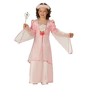 Rose Princess Princess dress roses for children
