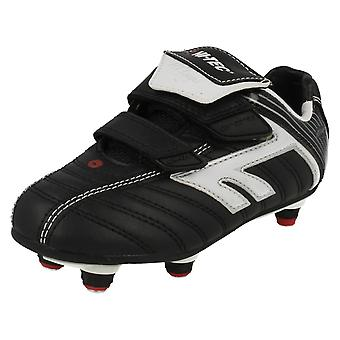Boys Hi Tec Removable Studs Football Boots League Pro