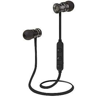 Groov-e GVBT600SR Bullet Buds Wireless Bluetooth Metal Earphone - Silver