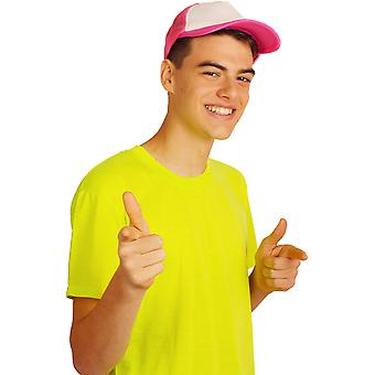 Hair accessories  Baseball cap Neon Hot Pink