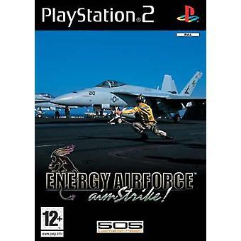 Energi Airforce - målet Strike (PS2)