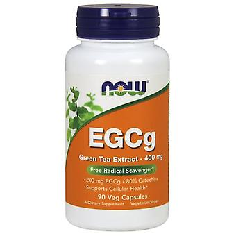 Now Foods EGCg Green Tea Extract 400 mg Capsules (Sport , Weight loss , Thermogenics)