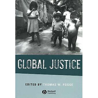 Justiça global por Thomas W. Pogge - 9780631227120 livro