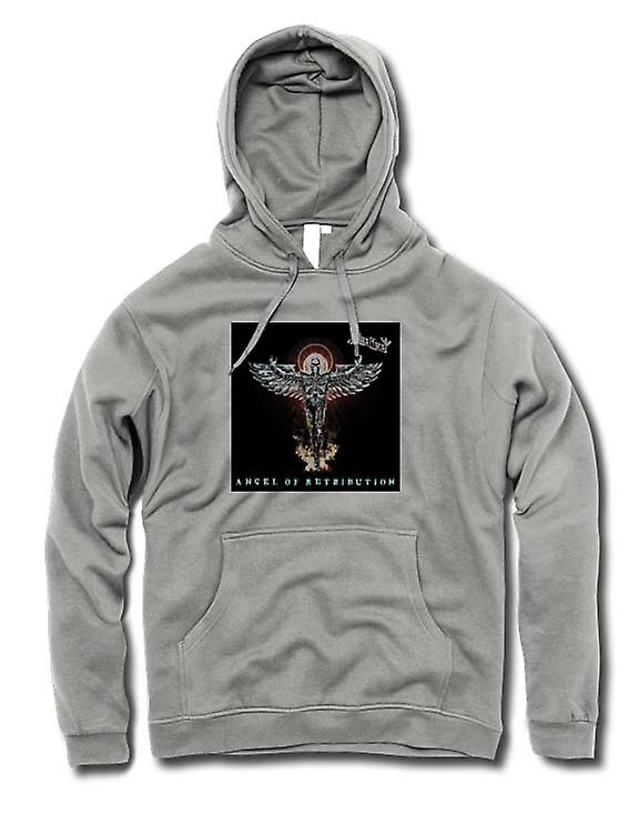Mens Hoodie - Judas Priest - Angel Of Retribution