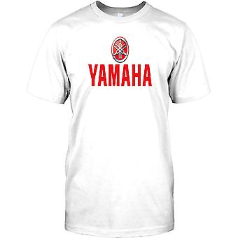 Yamaha-Tuner Logo - Awesome Biker Mens T Shirt