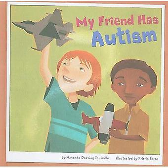 Meu amigo tem autismo