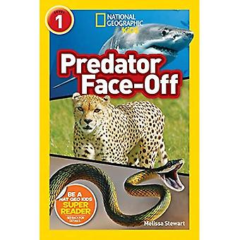 National Geographic Kids Readers: Predator face-Off (National Geographic Kids Readers