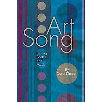 Art Song: Linking Poetry and Music