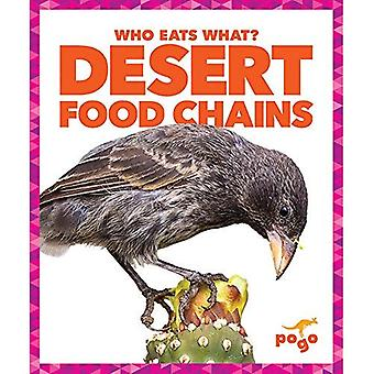 Desert Food Chains (Who Eats What?)