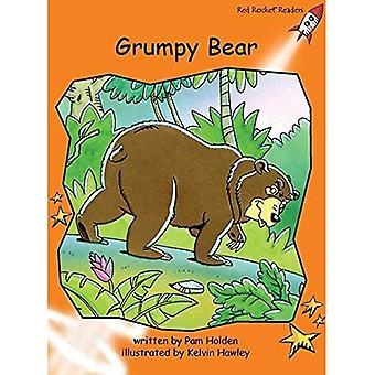 Grumpy Bear (Red Rocket Readers)