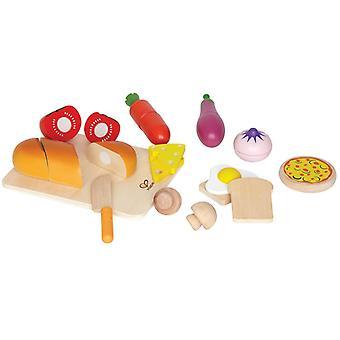 Jeu d'imitation enfant jeux jouets Set sélection du chef 0102080