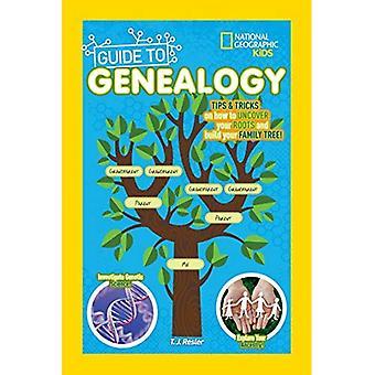 National Geographic Kids Guide de généalogie (Science & Nature) (Science & Nature)
