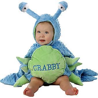 Blue Crab Infant Costume