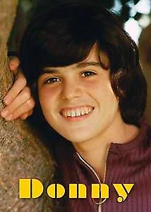 Donny Osmond fridge magnet