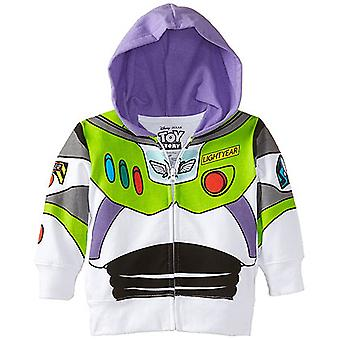 Toy Story Buzz Lightyear Toddler Costume felpa felpa con cappuccio